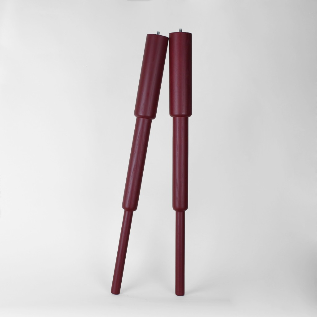 Alfred 700 - Replaceable legs for table tops