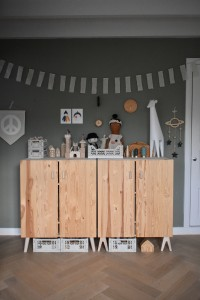 Scandi-inspired Ikea Hack With A Dutch Twist