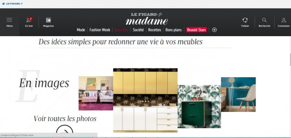 Prettypegs Featured In Madame Figaro