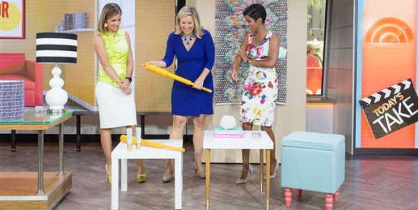 Prettypegs On The Today Show