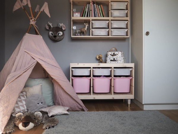 Cutest Way To Organize Your Kids´ Room