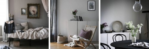 Nordic Decor With A Vintage Touch